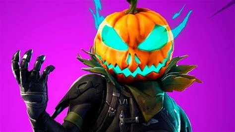 nueva skin halloween  de fortnite thegrefg doovi