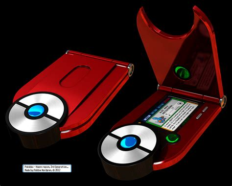 Pokedex 3d Hoenn 3rd Generation By Robbienordgren On