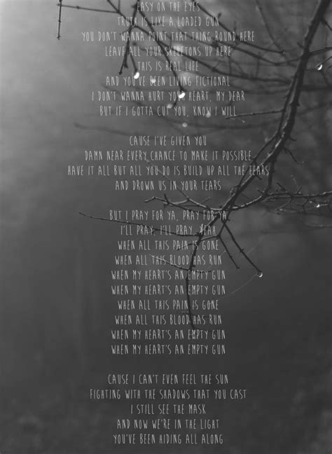 lyrics  river  bishop briggs mishkanetcom