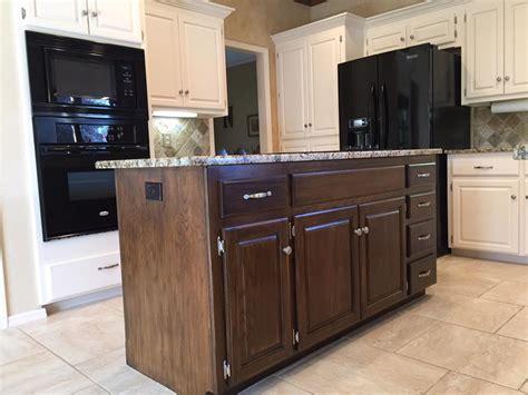 kitchen cabinet finish repair restoration station okc furniture repair and refinishing 5402