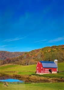 West Virginia Barn Scenes