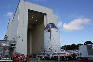 Orion on Track at T MINUS 1 Week to First Blastoff ...