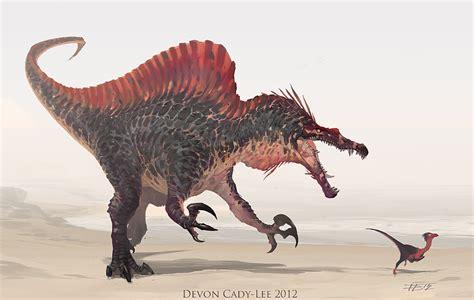 Spinosaurus Aegyptiacus Pictorial