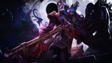Jhin Animated Wallpaper - bloodmoon jhin wallpaper league of legends by