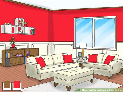 3 ways to choose interior paint colors wikihow