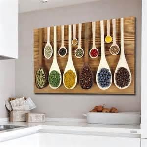 Cucchiai con spezie quadro per cucina alta qualit?