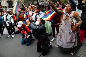 State Department Warns Against Travel To Bolivia Amid