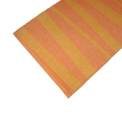 tapis de couloir design tapis de couloir orange sofie sjostrom design are z 233 br 233 70x200