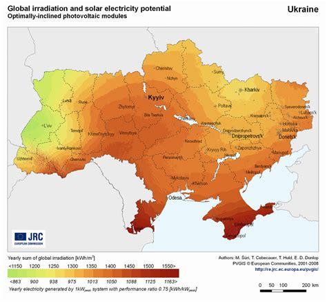 Объясните разброс в таблицах солнечной инсоляции. общие вопросы форум о солнечных батареях