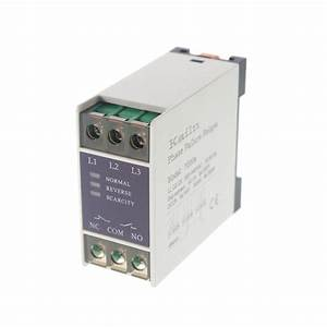 New Phase Failure Phase Sequence Protect Relay