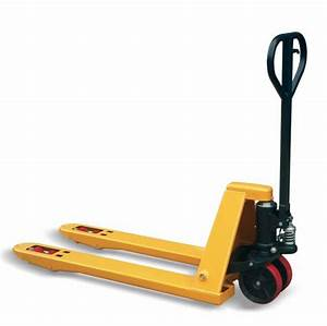 Heavy Duty Manual Hand Pallet Jack For Material Handling