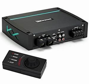 Kicker 44kxma12001 Car Audio Sub Amp Kxma1200 1 Pkd1