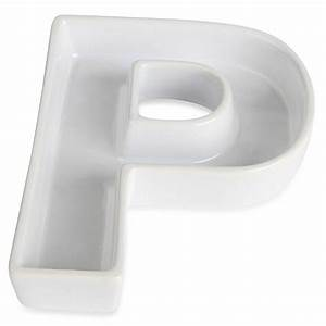 ivy lane designtm ceramic letter candy dish bed bath beyond With clear letter candy dishes