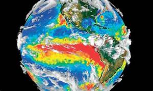 El Nino Pacific Tropics 2015 Winter Weather Predictions