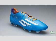 Adidas Adizero F50 Azules Colección Samba Botas de Jugadores