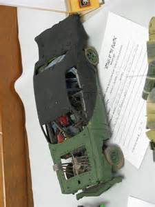 Demo Derby Model Car