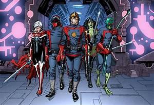 Guardians of the Galaxy (Team) - Comic Vine