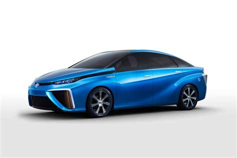 2015 Toyota Fcv Hydrogen Fuel Cell Car-25