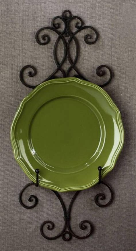 plate displays plate racks hangers  stands images  pinterest dishes
