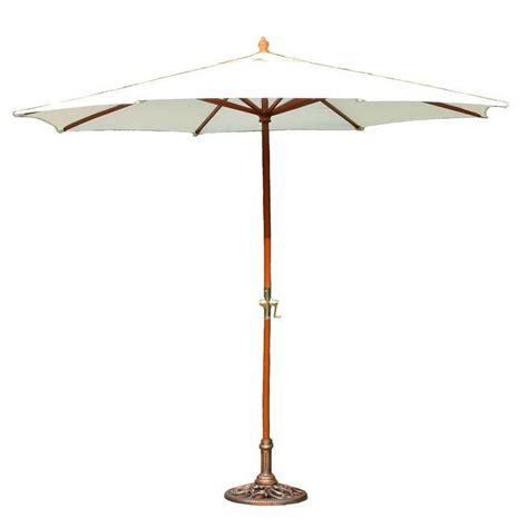 hanover traditions 9 ft tilting patio umbrella