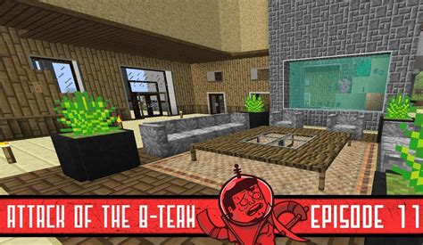 Minecraft Xbox 360 Living Room Designs by Minecraft Living Room With Fish Tank Attack Of The B