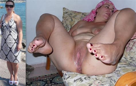 dressed undressed before after bbw milf mature chubby mother mom 20 of
