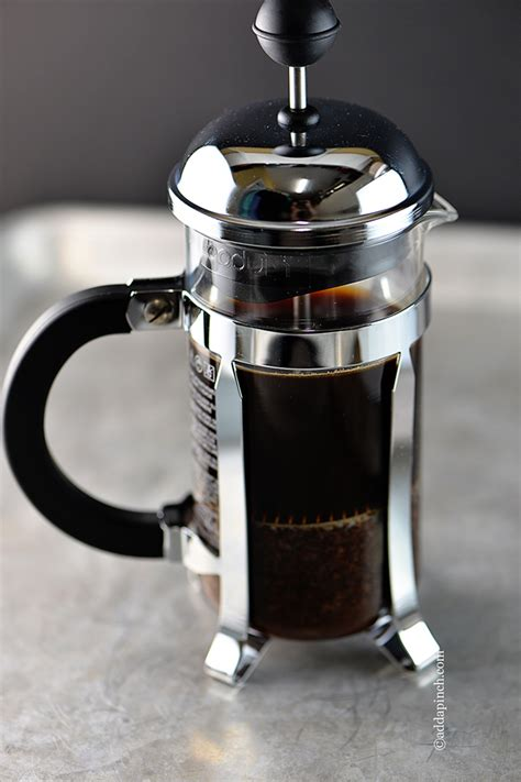 On top of that, i got very stressed when drinking too much coffee. French Press Instructions How Much Coffee