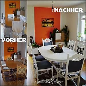 Tisch Selbst Gestalten : die besten 25 alte st hle streichen ideen auf pinterest stuhl bank alte holzst hle und ~ Orissabook.com Haus und Dekorationen
