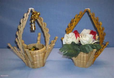 paniers fleuris 187 panier pinces 224 linge colle 187 home d 233 co modelage bois cadres fleurs