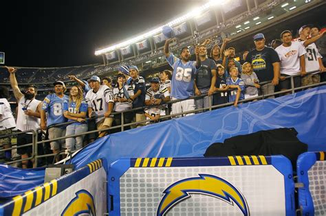 Run On Tickets To Chargers' Last Run (?)