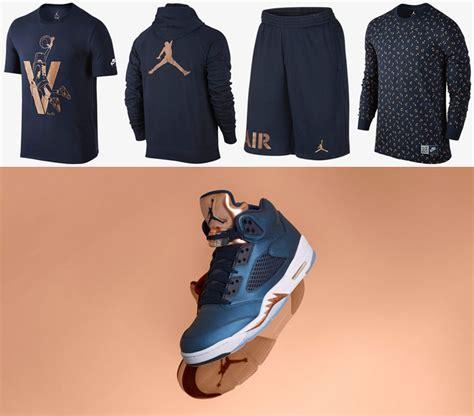 Air Jordan 5 Bronze Clothing   SneakerFits.com