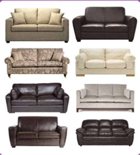types of sofas sofas types of sofas types yellow and white cushions on most