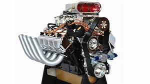 Hot Rod Engine Tech Summit Racing 1 6 Scale Top Fuel Hemi