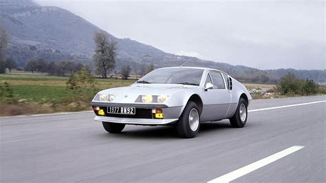 1976 Renault Alpine A310 V6 Wallpapers & HD Images ...