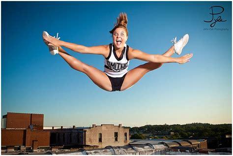 cheerjumpcheerleader  friend  amazing jumps