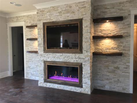 da vinci fireplace custom davinci single sided linear by the fireplace place