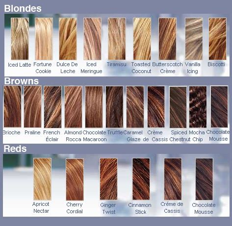 Shades Of Hair Color Names by Goods Redken Hair Color Chart Colour Hair Colour
