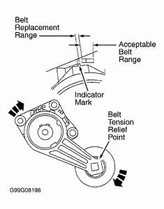2004 Ford F550 Super Duty Serpentine Belt Routing And