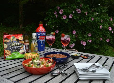 7 Delicious & Easy Summer Party Food Ideas  Family Focus Blog