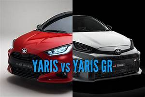 2020 Toyota Yaris Gr Vs Yaris  Differences  U0026 Changes Compared