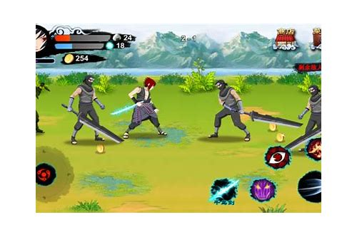 download kumpulan game naruto for android apk