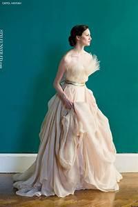 city wedding dresses for chic urban brides photos huffpost With urban wedding dresses