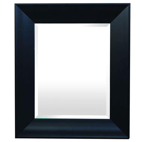 Bathroom Mirrors Black Frame by Yosemite Home Decor Black Mirror Frame Mint025 The Home