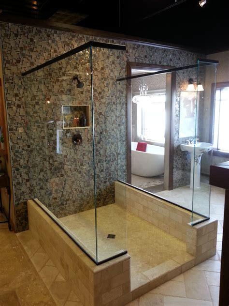 shower door residential gallery east side glass