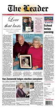 port townsend leader february    port townsend