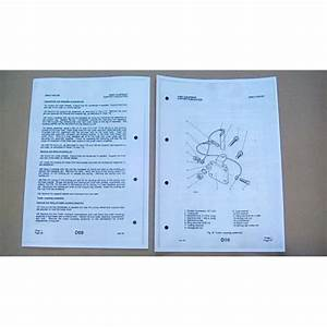 Trailer Wide Track 3  4t Repair Instructions Manual