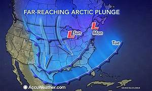 No end in sight: U.S. continues to endure coldest month in ...