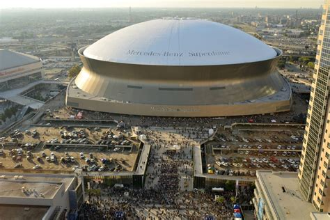 Tour the stadium and learn about the amb group's. New Orleans Saints Home Schedule 2019 & Seating Chart | Ticketmaster Blog