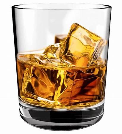 Whiskey Whisky Glass Bourbon Transparent Glasses Shot