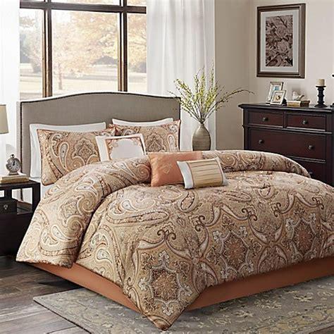 bed bath beyond comforter sets yvette comforter set in coral bed bath beyond